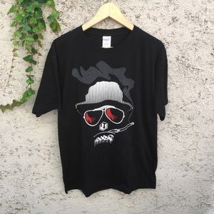 Other - Fear & Loathing Hunter Thompson Art Tee